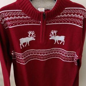 Gymboree Reindeer sweater